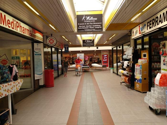 Centro Commerciale Medicì - Galleria