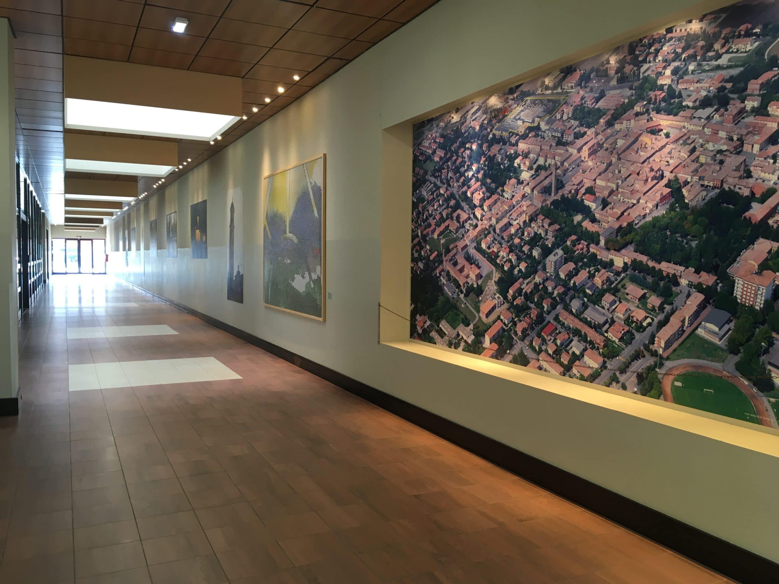 Centro Commerciale Medicì - Corridoio