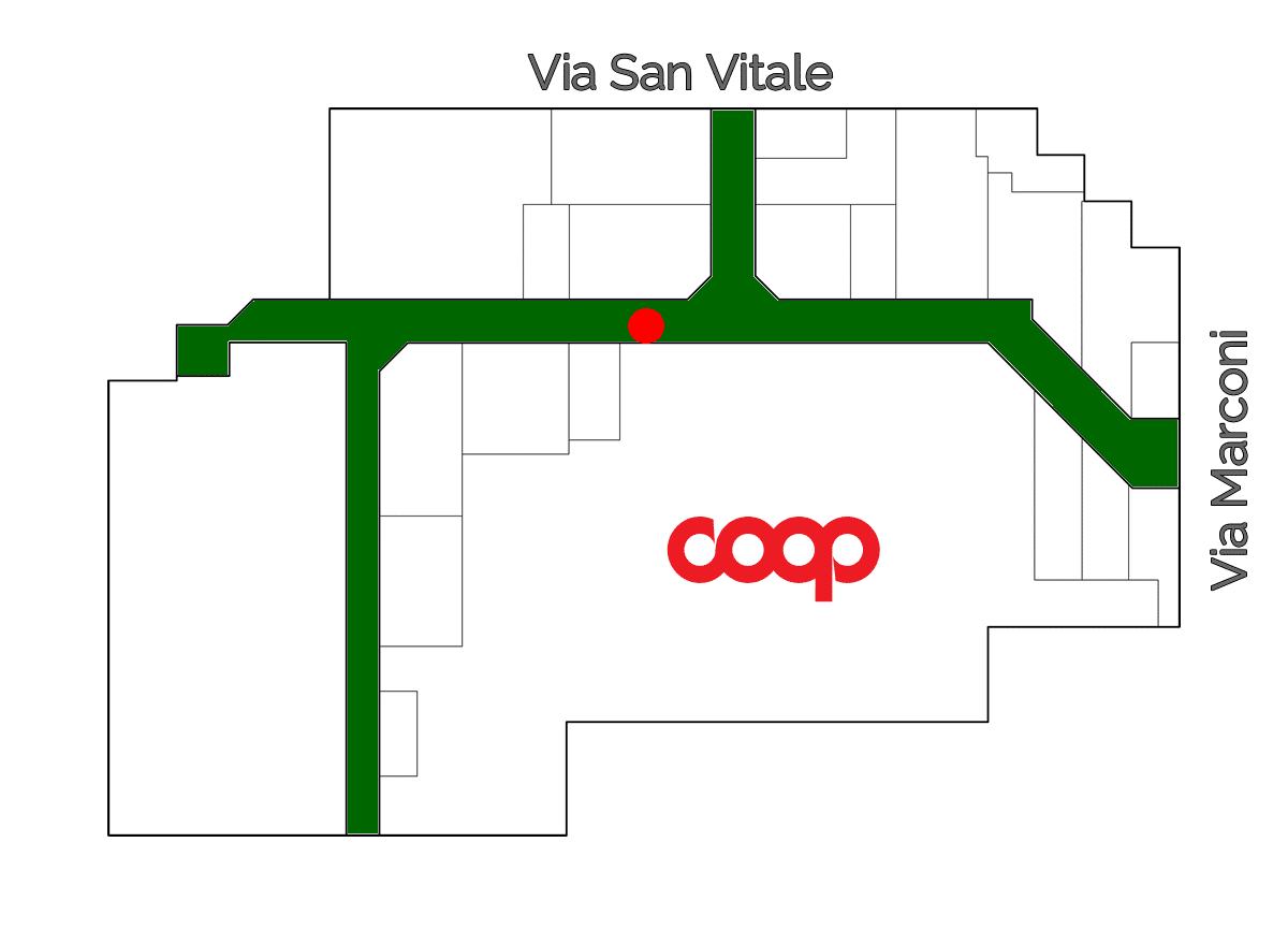 Centro Commerciale Medicì - Mosaico